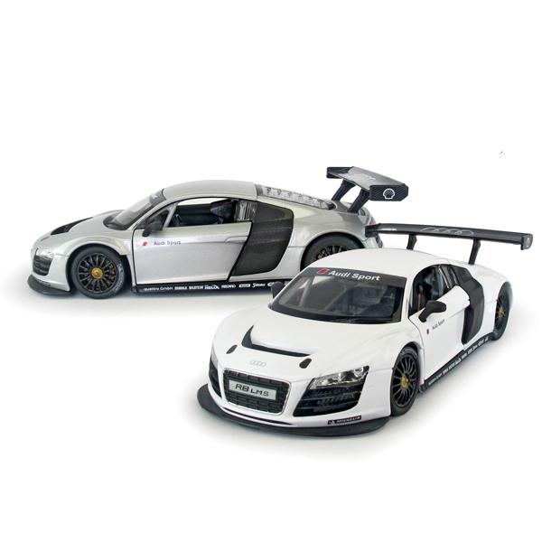 Машина металлическая 1:24 AUDI R8 игрушка siku ауди r8 8 0 3 7 2 4см 1430