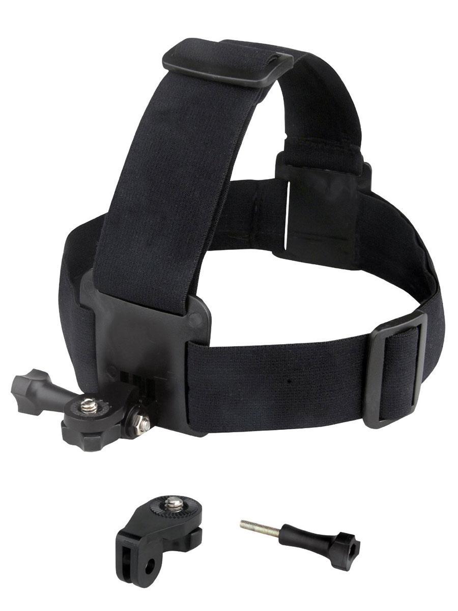 TNB SPACHEAD, Black крепление на голову для экшн-камерыSPACHEADTNB SPACHEAD - удобное крепление на голову для экшн-камеры с возможностью регулировки. Креплениеполностью совместимо с TNB AdrenalinCam, Go Pro и другими моделями.