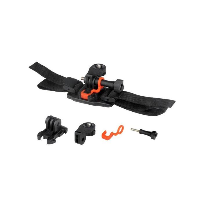 TNB SPACHELM, Black крепление на шлем для экшн-камерыSPACHELMTNB SPACHELM - надежный и удобный держатель для экшн-камер с креплением на шлем. Крепление полностью совместимо с TNB AdrenalinCam, Go Pro и другими моделями.