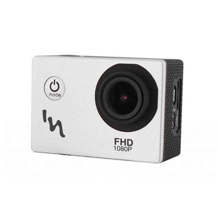 TNB SPCAMFHD2, Black Grey экшн камераSPCAMFHD2TNB SPCAMFHD2 - компактная и надежная экшн-камера для любителей активного образа жизни. Данная модель позволит вам заснять свои приключения в разрешении Full HD 1080p при помощи 5 Мпикс камеры со CMOS-матрицей. Камера также успешно работает и фото-режиме. Экран с диагональю 1,5 дюйма и интуитивно удобное управление обеспечит максимальный комфорт при съемке и установке настроек. Для хранения ваших видеороликов и фотографий имеется поддержка карт памяти формата MicroSD. Питание устройства осуществляется при помощи литиевой батареи на 900 мАч.