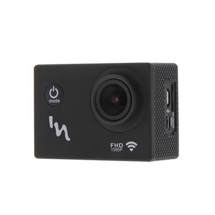 TNB SPCAMWIFI, Black экшн камера с Wi-Fi экшн камера sjcam m10 wi fi cube mini black