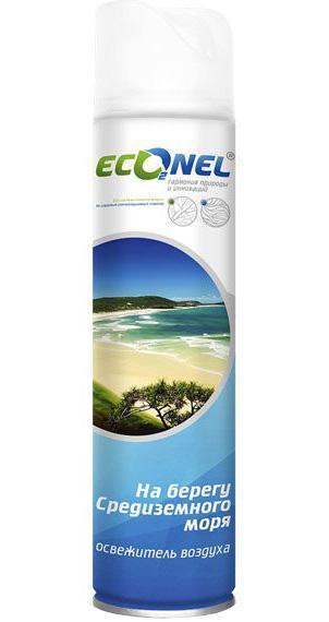Освежитель воздуха Econel Наберегу Средиземного моря870160Освежитель воздуха Econel Навершине Альпийских гор