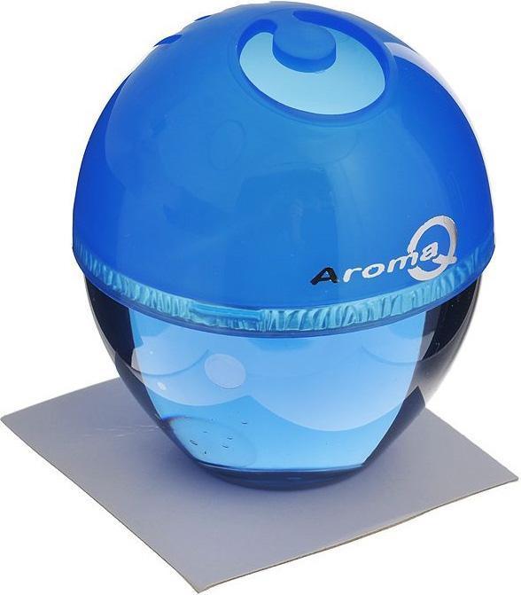 Освежитель-ароматизатор воздуха Aroma, Аква блю004309Освежитель – ароматизатор (гелеобразный) предназначен для различных помещений, прекрасно впишется в любой интерьер, крепиться на любую поверхность. Благодаря специальной формуле поглотит неприятные запахи и окутает тонким ароматом