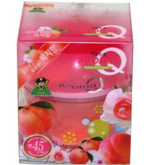 Освежитель-ароматизатор воздуха Aroma Q, персик