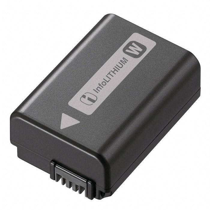 Sony NP-FW50, Black аккумуляторNP-FW50Аккумулятор Sony NP-FW50 поможет на долгое время забыть о смене батареи. Благодаря длительному сроку службы вы не упустите драгоценные мгновения. Гибридные литиево-ионные элементы без эффекта памяти.