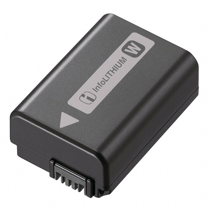 Sony NP-FW50, Black аккумулятор