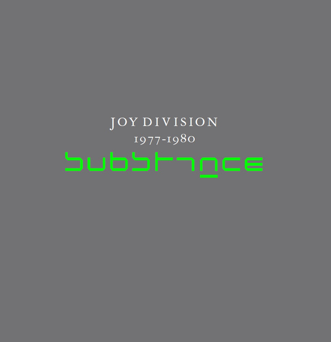 """""""Joy Division"""" Joy Division. Substance (2 LP)"""