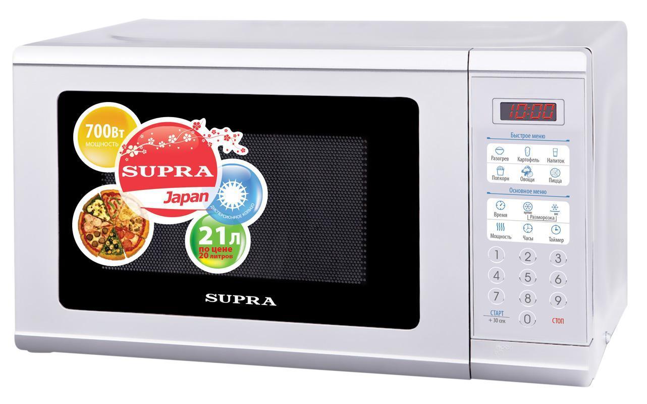 Supra MWS-2108SW СВЧ-печь - Микроволновые печи