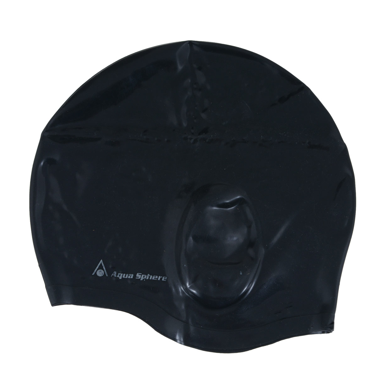 Шапочка для плавания Aqua Sphere Aqua Glide, цвет: черный цена