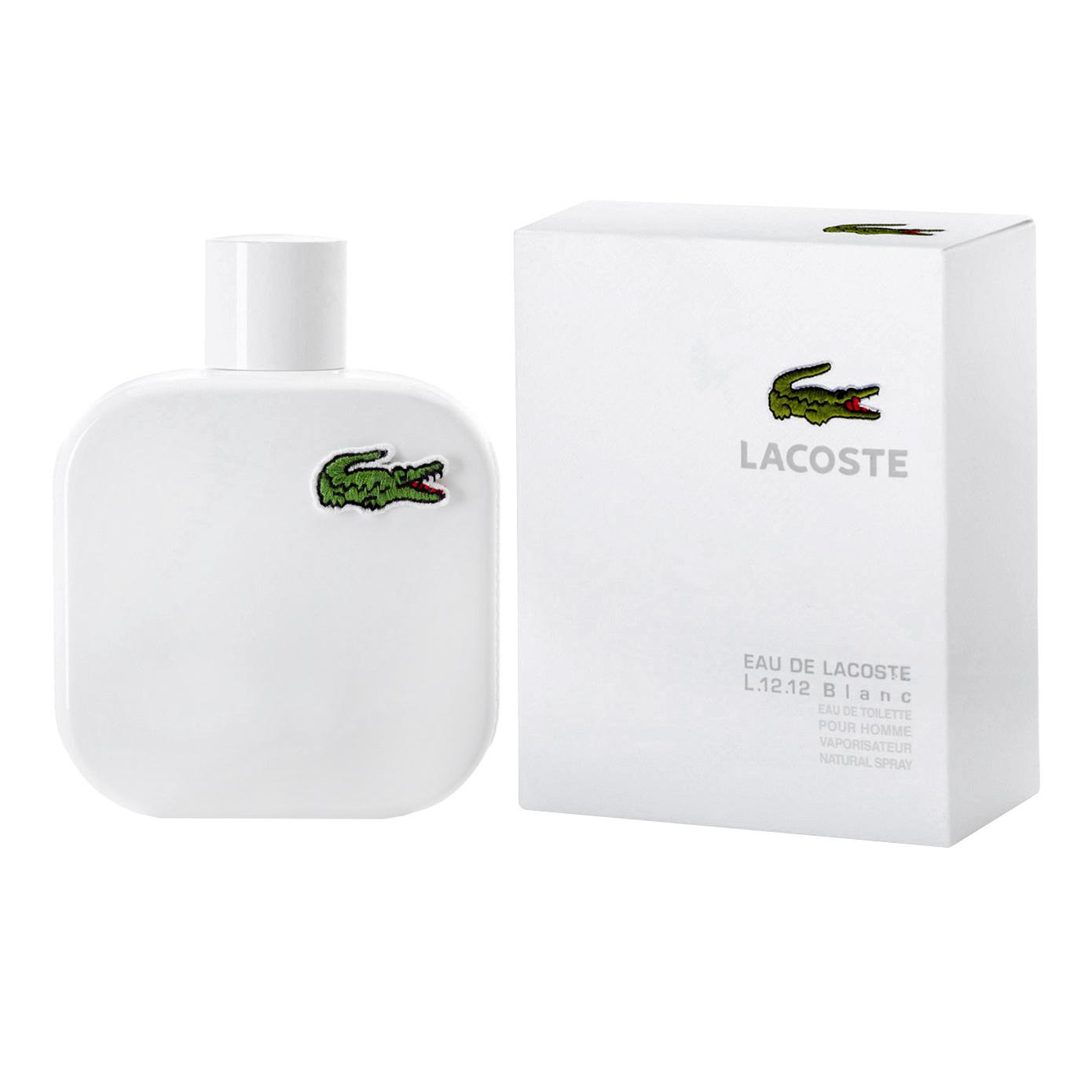 """Lacoste Туалетная вода """"Eau de Lacoste L.12.12 Blanc"""", мужская, 50 мл"""