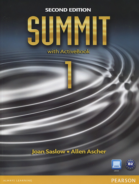 Summit 1 with ActiveBook: Level B2 (+ CD)
