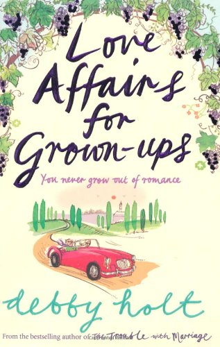 Love Affairs for Grown-ups back when we were grown ups