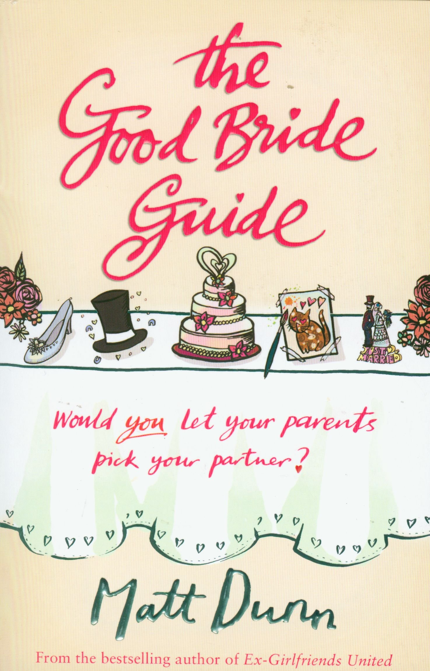 Good Bride Guide guide to good manners