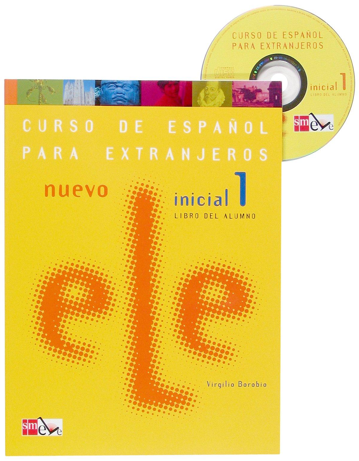 Nuevo ELE Inicial 1 Libro Del Alumno  +D 06 beadia 100pcs lot gumball diy 8 bsd103 ps bsd103