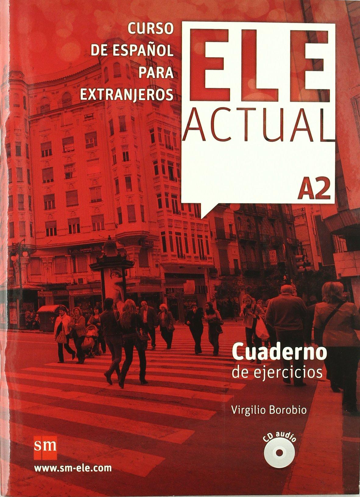 ELE Actual A2. Cuaderno Ejercicios+CD
