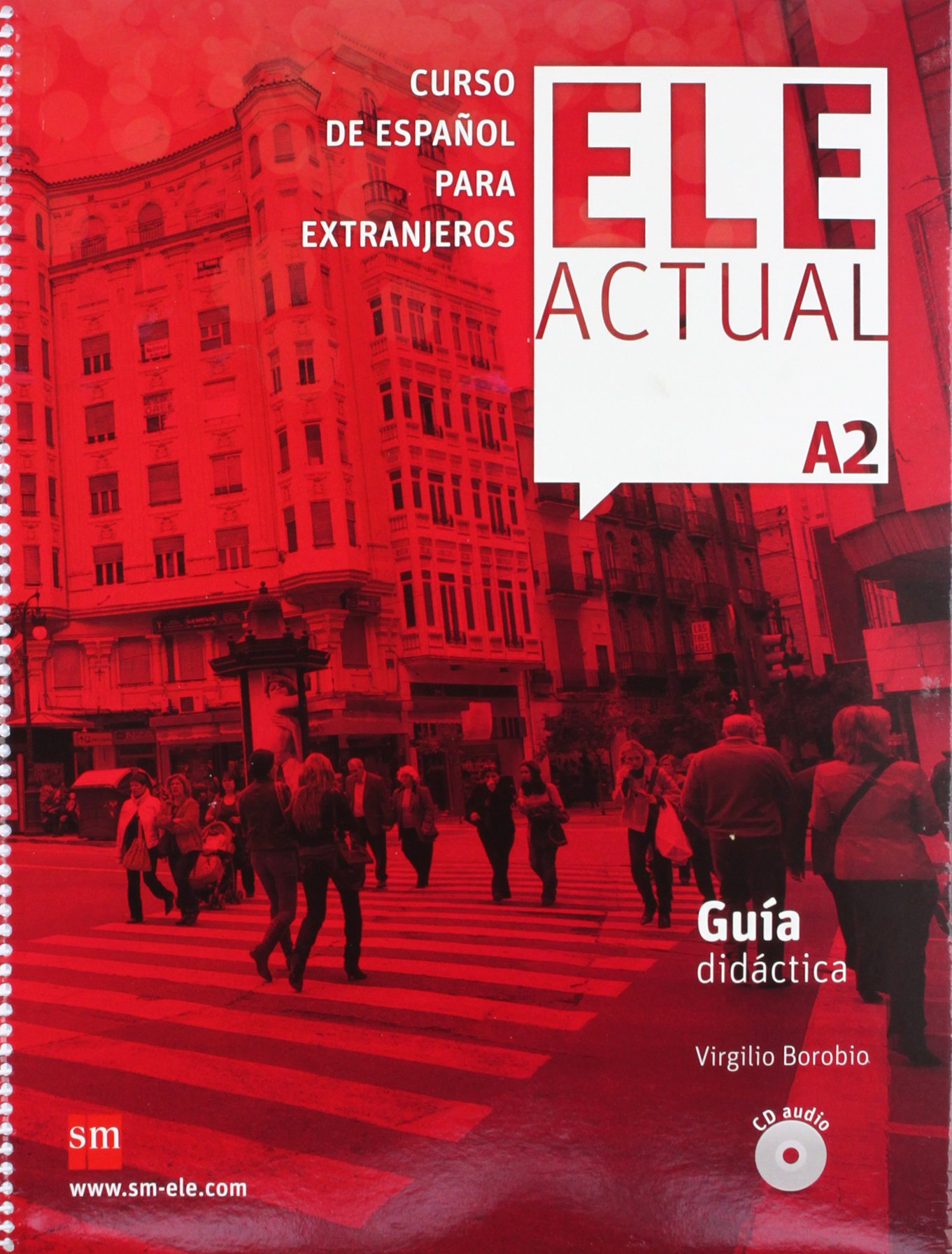 ELE Actual A2. Guia didactica + CD