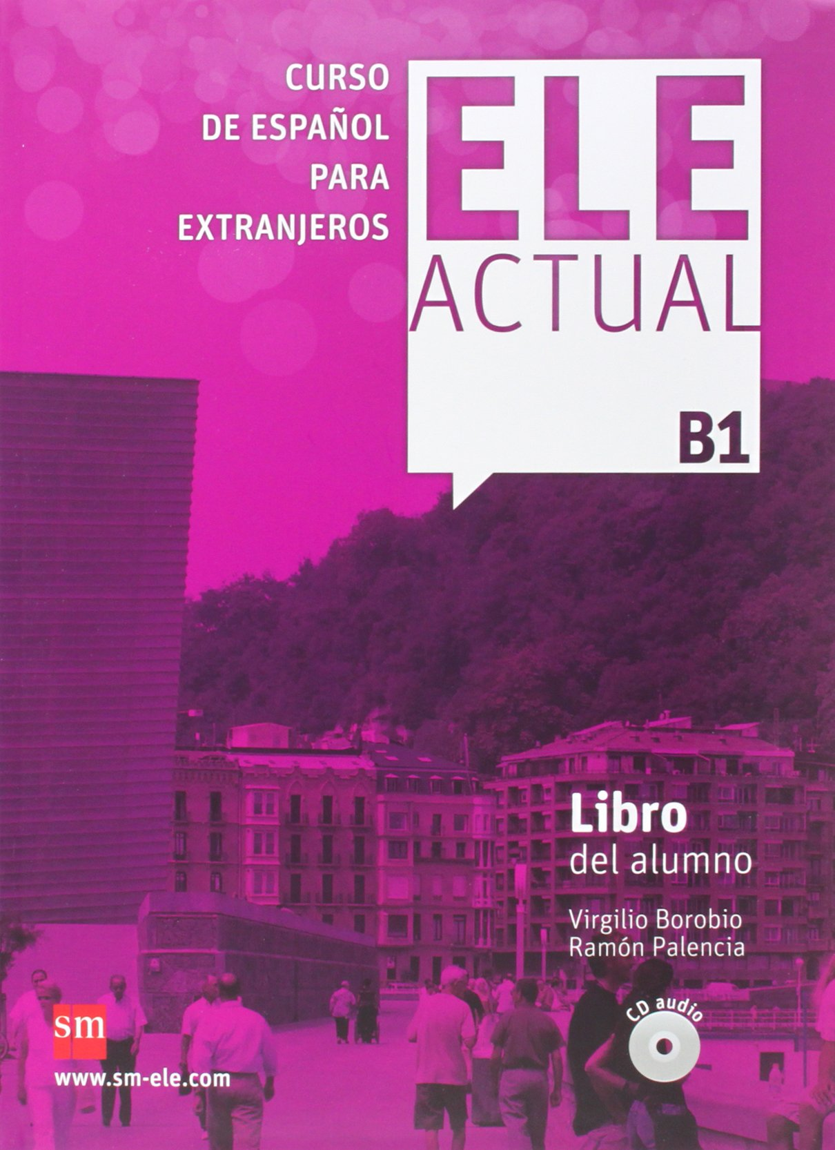 ELE Actual B1 Libro del alumno + CD audio manana 3 libro del alumno cd