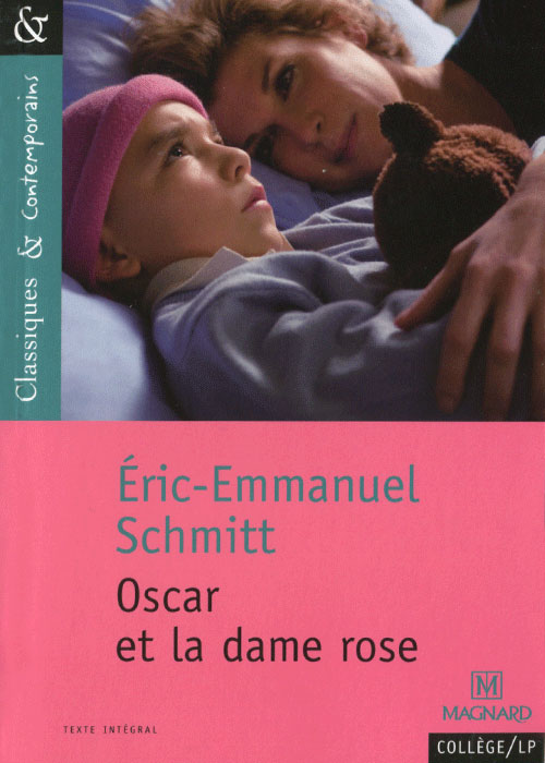 Oscar et la dame rose массажер для ухода за лицом gezatone mezolight mini m8800
