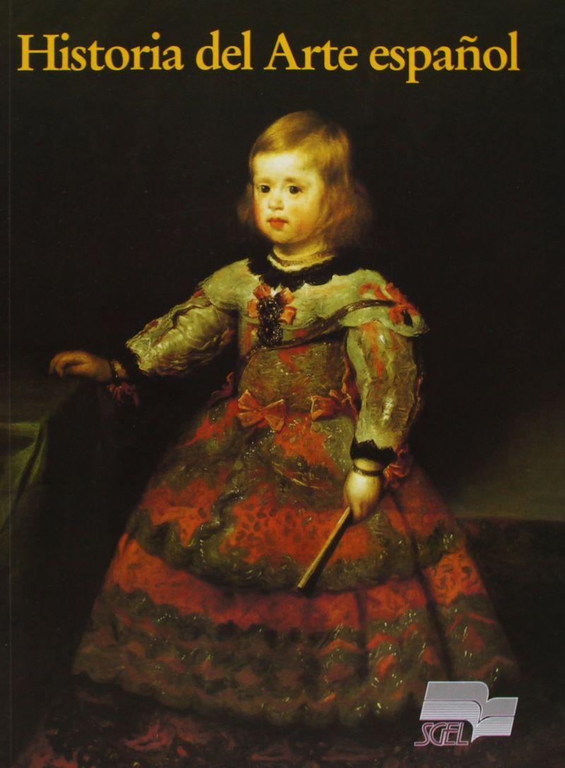 Historia del Arte espanol hide this spanish book