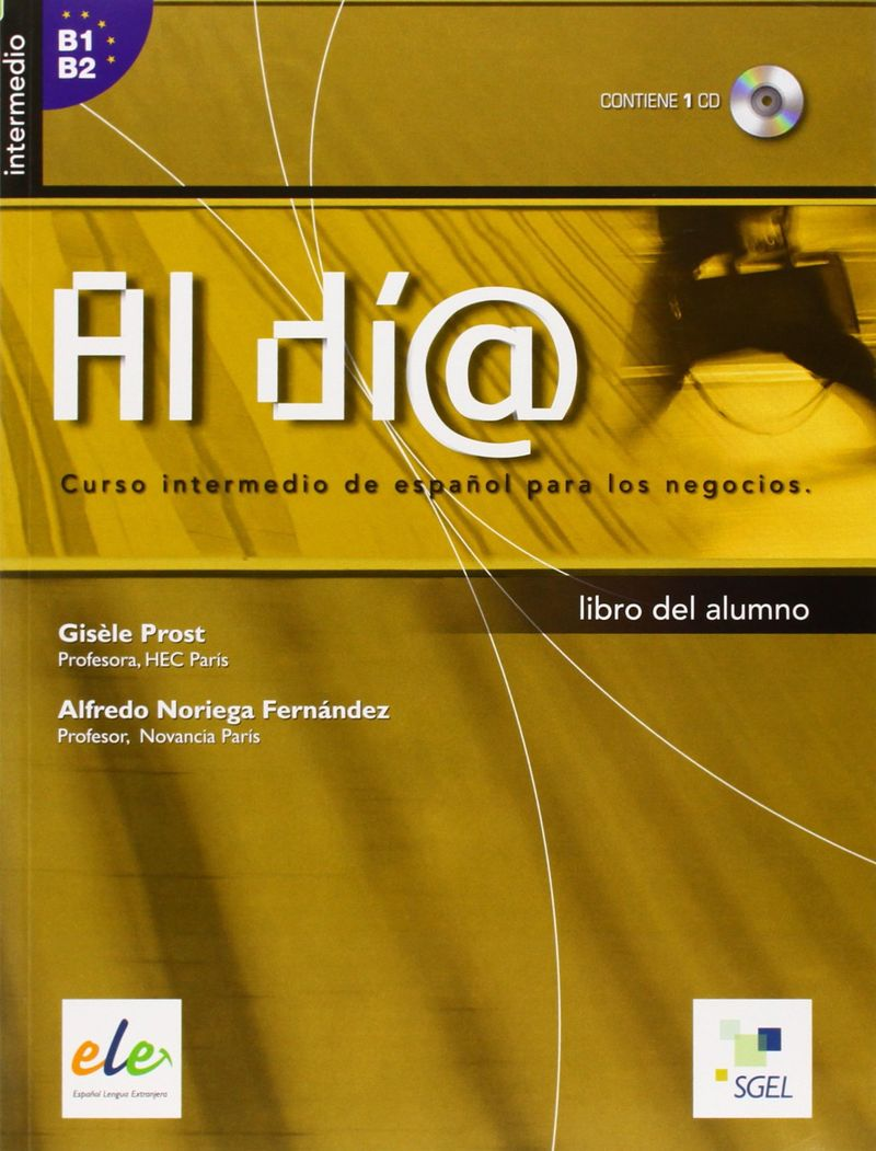 Al dia intermedio: Libro del alumno+CD