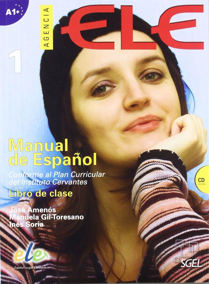 Agencia ELE 1, libro del alumno + CD