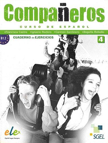 Companeros 4 Cuaderno de ejercicios manana 3 cuaderno de ejercicios b1