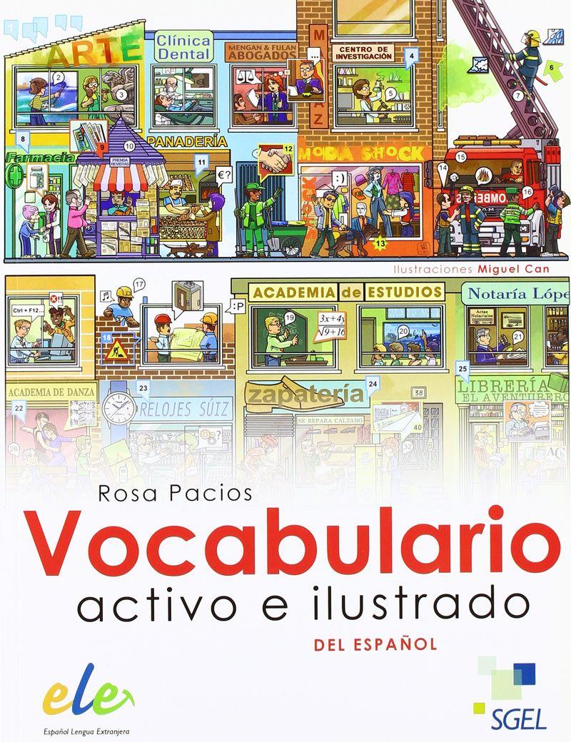 Vocabulario activo e ilustrado del espanol vocabulario medio b1 cd