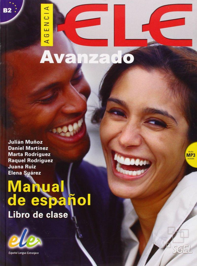 Agencia ELE Avanzado Libro del alumno + CD