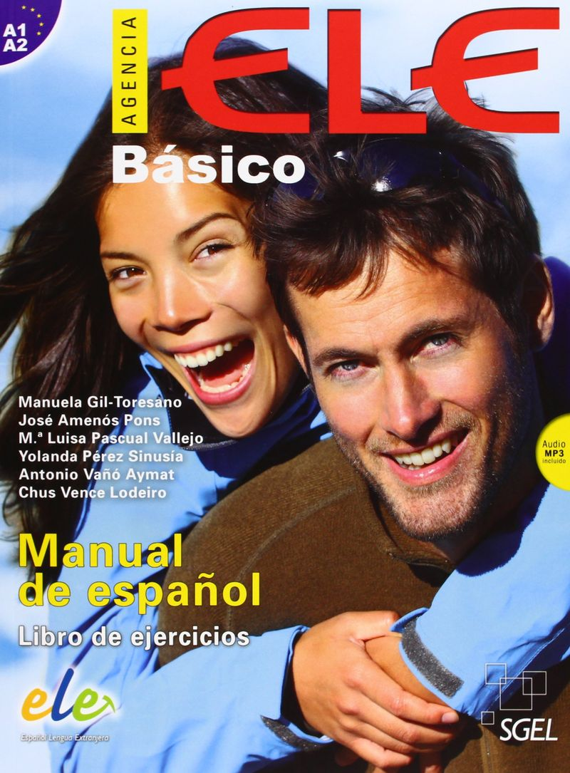 Agencia Ele Basico Exercises: Book (+ CD)