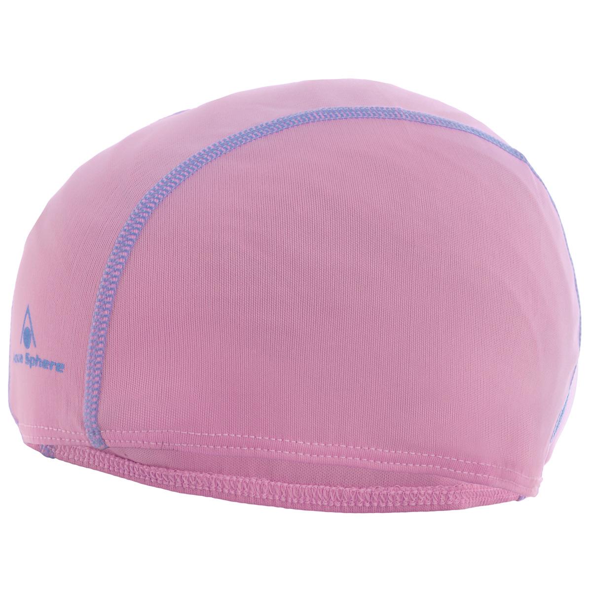 Шапочка для плавания Aqua Sphere Easy Cap, детская, цвет: розовыйSP 946055 PДетская шапочка для плавания Aqua Sphere Easy Cap традиционной формы изготовлена из высококачественного прочного полиэстера. Материал делает ее легкой и суперэластичной.