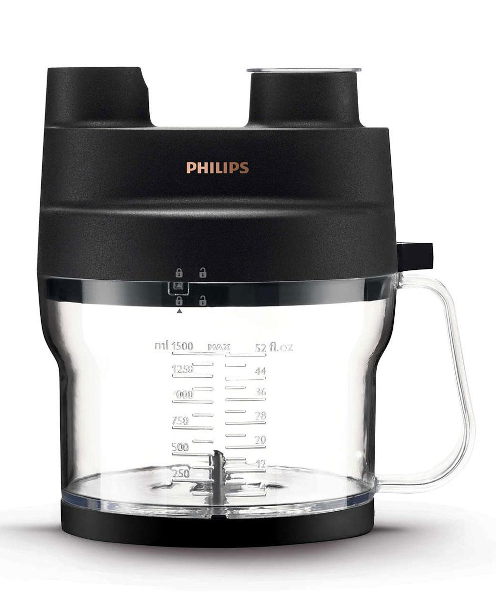 Philips HR1999/90 Аксессуар для кухонного комбайна HR164X/HR167XHR1999/90Philips HR1999/90 - расширяет возможности ручного блендера Philips SpeedTouch. Насадка для нарезки кубиками и диск для нарезки ломтиками и шинковки сделают обработку овощей гораздо проще. Можно нарезать даже сырые овощи!Специальный сверхострый нож насадки для нарезки кубиками.Сверхострое лезвие ножа насадки для нарезки кубиками состоит из четырех специальных кромок, что обеспечивает нарезку ингредиентов идеально ровными кубиками. Нож специально разработан для нарезки таким способом и выполнен из нержавеющей стали. Изделие можно использовать даже для нарезки сырых овощей.Насадка-решетка для нарезки кубиками среднего размераСменная насадка-решетка для нарезки кубиками среднего размера выполнена из нержавеющей стали и обеспечивает качественный результат благодаря очень острым кромкам. Решетки других размеров приобретаются отдельно (аксессуар Philips HR7968).Двухсторонний диск для нарезки ломтиками и шинковкиБлагодаря двухстороннему диску для нарезки ломтиками и шинковки можно быстро обрабатывать любые виды овощей. Чтобы нарезать или нашинковать овощи, просто переверните диск.Установка насадок на ручной блендер Philips Avance SpeedTouch моделей HR164x и HR167x производится легко и удобно, одним щелчком.