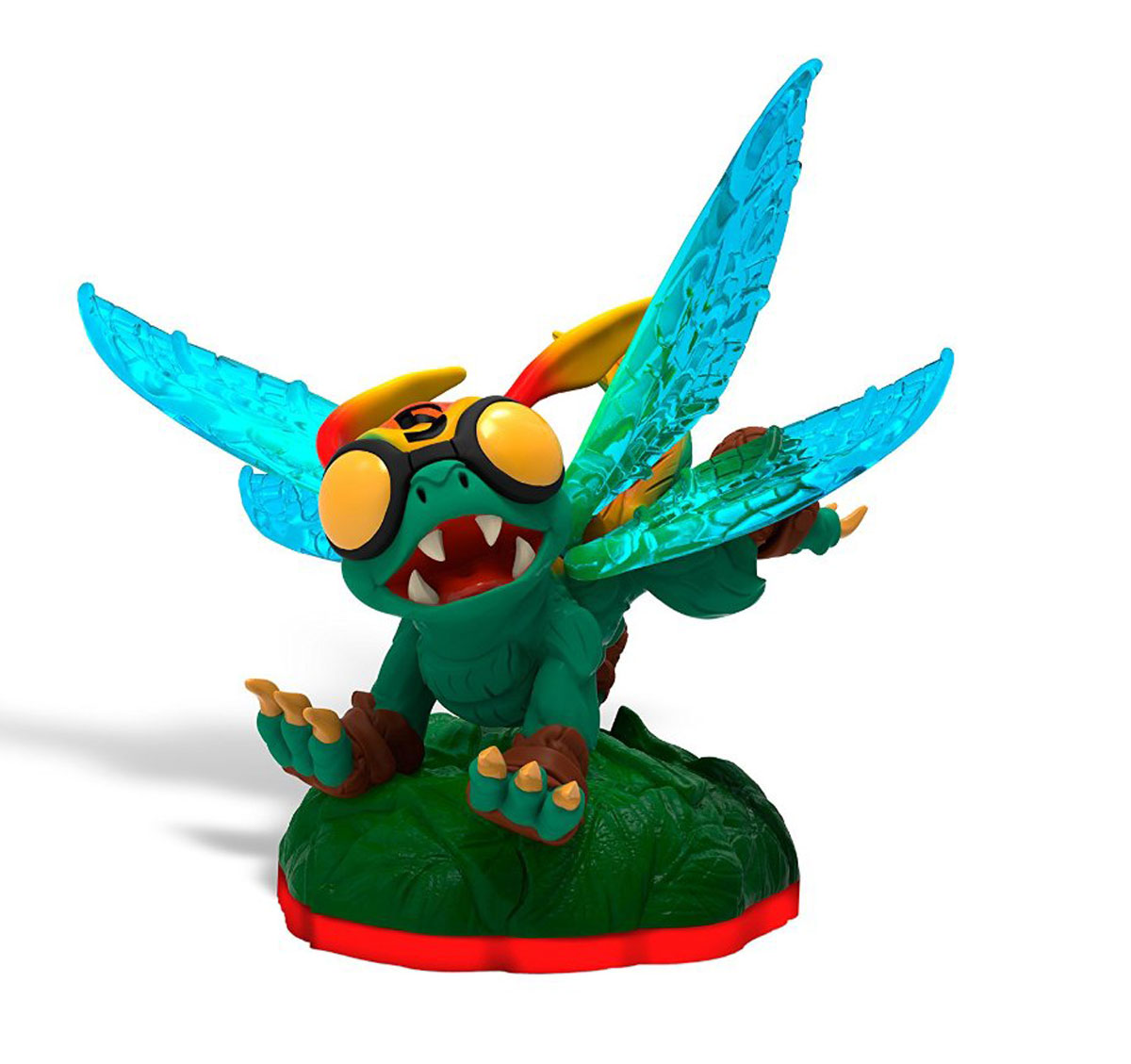 Skylanders Trap Team. Интерактивная фигурка High Five, Toys For Bob