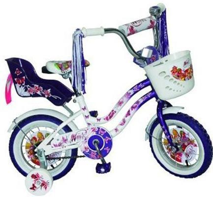 Велосипед детский Navigator Winx Purple/White томсон д прогулки по барселоне