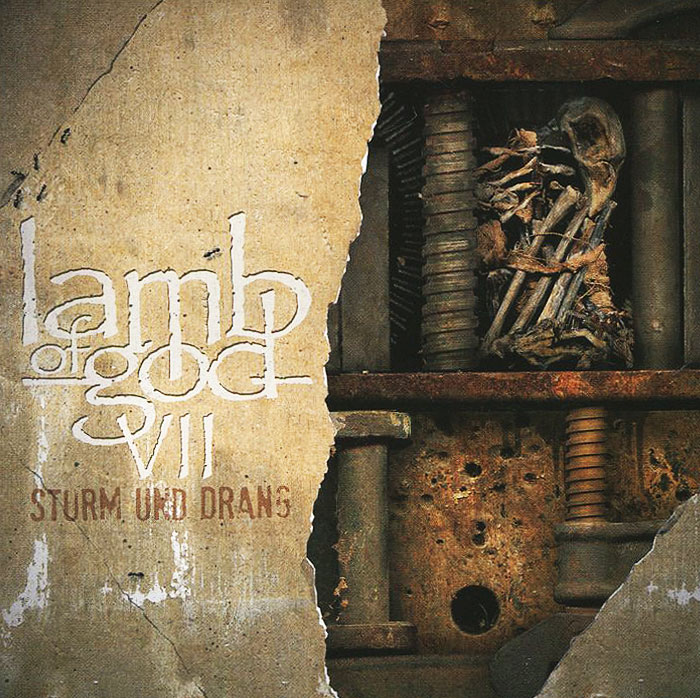 Lamb Of God Lamb Of God – VII. Sturm Und Drang god