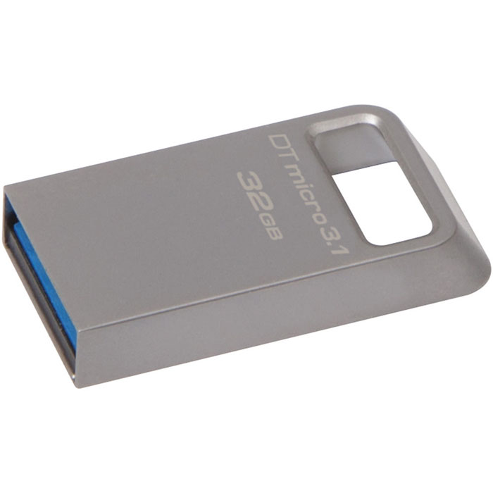 Zakazat.ru Kingston DataTraveler Micro 3.1 32GB USB-накопитель