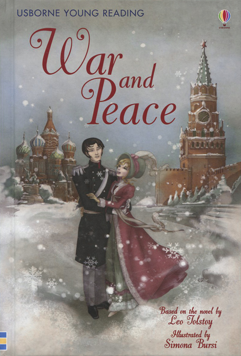 War and Peace: Usborne Young Reading