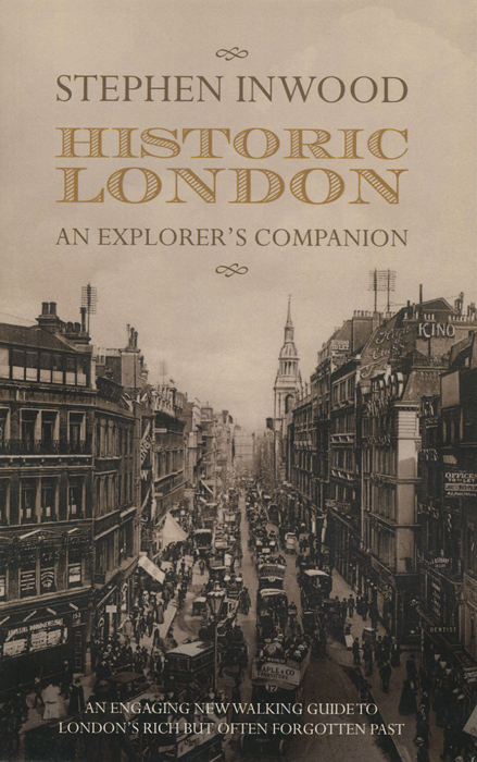 Historic London: An Explorer's Guide samuel richardson clarissa or the history of a young lady vol 8