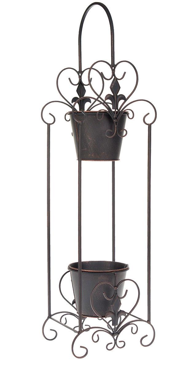 Подставка под цветы Gardman Versailles, на 2 горшка декор настенный gardman butterfly 12 5 х 16 5 см