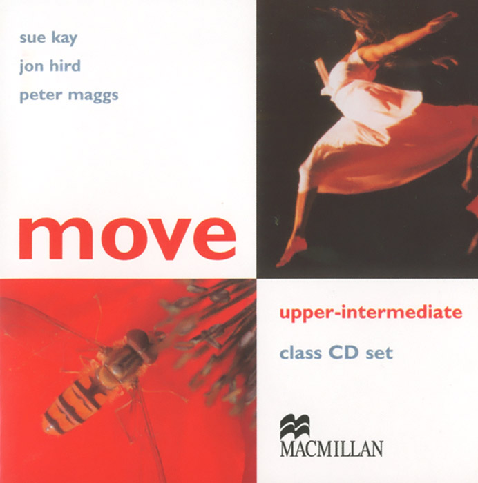 Move: Upper-Intermediate (аудиокурс на 2 CD) cutting edge upper intermediate active teach аудиокурс на cd rom