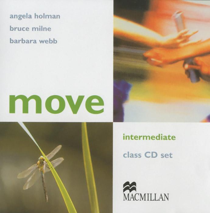 Move: Intermediate (аудиокурс на 2 CD) total businessential 3 upper intermediate class audio cd x1