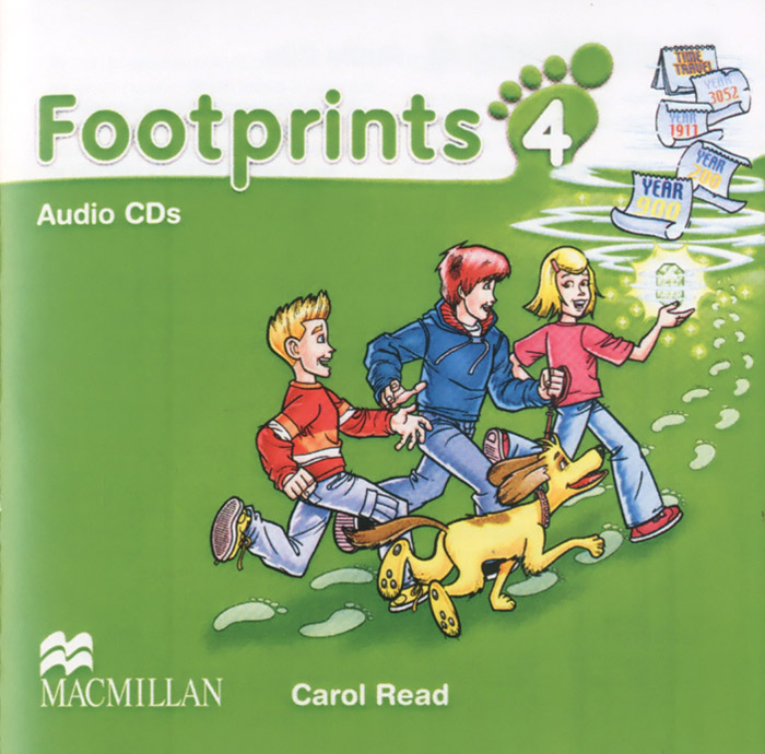 Footprints 4 Cl CD x4 лиценз. best of house 4 cd