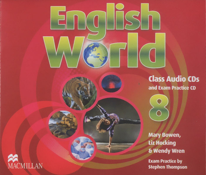 English World 8 (аудиокурс на 3 CD) english world 3 pupil s book cd ebook