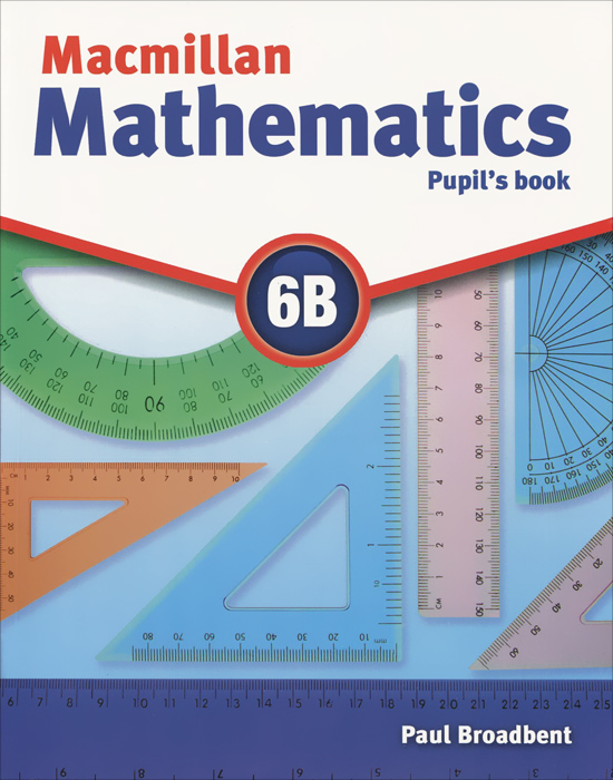Macmillan Mathematics 6B: Pupil's Book narrative evaluation for a college mathematics foundations course