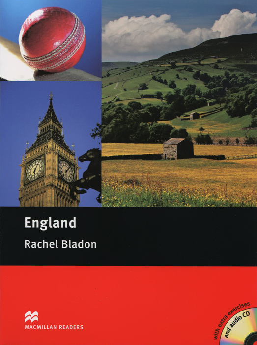 England: Pre-Intermediate Level: A2, B1 (+ CD-ROM) купить