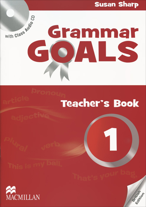 Grammar Goals 1: Teacher's Book (+ CD)