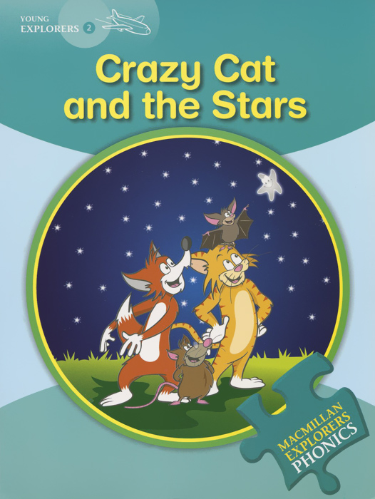 Crazy Cat and the Stars: Level 2 cat days