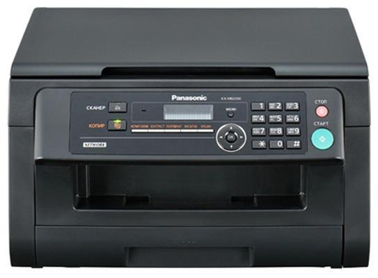 Panasonic KX-MB2000 RUB, Black МФУ