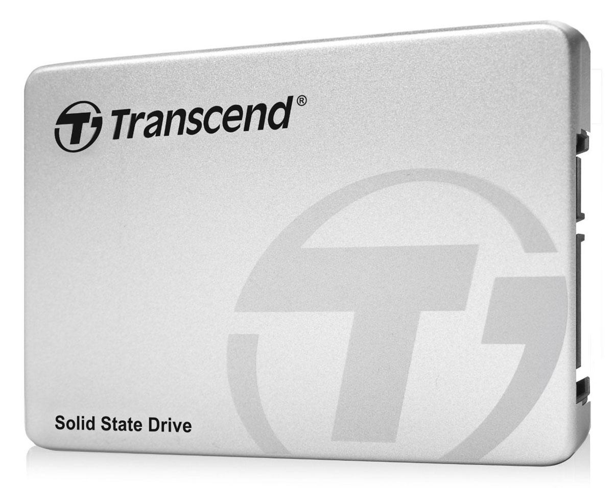 Transcend SSD370 (Premium) 128GB, Silver SSD-накопительTS128GSSD370SТвердотельные накопители Transcend SSD370, оснащенные интерфейсом SATA III с пропускной способностью 6 Гбит/с, отличаются высокой скоростью передачи данных, внушительной емкостью (до 1 ТБ), компактными размерами, небольшим весом, отличной вибро- и удароустойчивостью, а также поддержкой энергосберегающего режима DevSleep. И все это означает, что пользователь портативного компьютера, укомплектованного данным накопителем, даже в дороге сможет наслаждаться работой без пауз и задержек.Накопители выполнены в 2,5-дюймовом форм-факторе. При этом, толщина их корпусов составляет всего 7 мм, а вес устройств не превышает скромные 52 г, что делает эти устройства идеальными кандидатами для установки в тонкие и легкие ноутбуки, настольные ПК и наиболее современные ультрабуки.SSD370 поддерживает режим SATA Device Sleep Mode (DevSleep), что помогает увеличить длительность работы портативного ПК от батареи. Новая энергосберегающая функция более эффективна, по сравнению с другими аналогичными мерами, такими как режим ожидания, поскольку позволяет полностью отключить питание интерфейса SATA. Время отклика накопителя составляет менее 100 миллисекунд, так что компьютер будет возобновлять свою работу практически мгновенно.Накопители SSD370 оснащены функциями агрессивного сбора мусора и удаления файлов. Дополнительно увеличить срок службы SSD370 и повысить надежность его работы позволяют встроенные механизмы минимизации износа ячеек памяти и коррекции ошибок Error Correction Code (ECC). Помимо этого, пакет SSD Scope включает в себя программу System Clone, которая делает процесс установки SSD370 в компьютер еще проще и удобнее.Для максимального упрощения монтажа в ПК со всеми накопителями SSD370 поставляется 3,5-дюймовая монтажная скоба. Просто установите и закрепите винтами SSD370 на 3,5-дюймовой монтажной скобе и можете наслаждаться новым уровнем скоростей передачи данных.Поддерживаемые ОС: Windows XP, Vista, 7, 8; Linux 