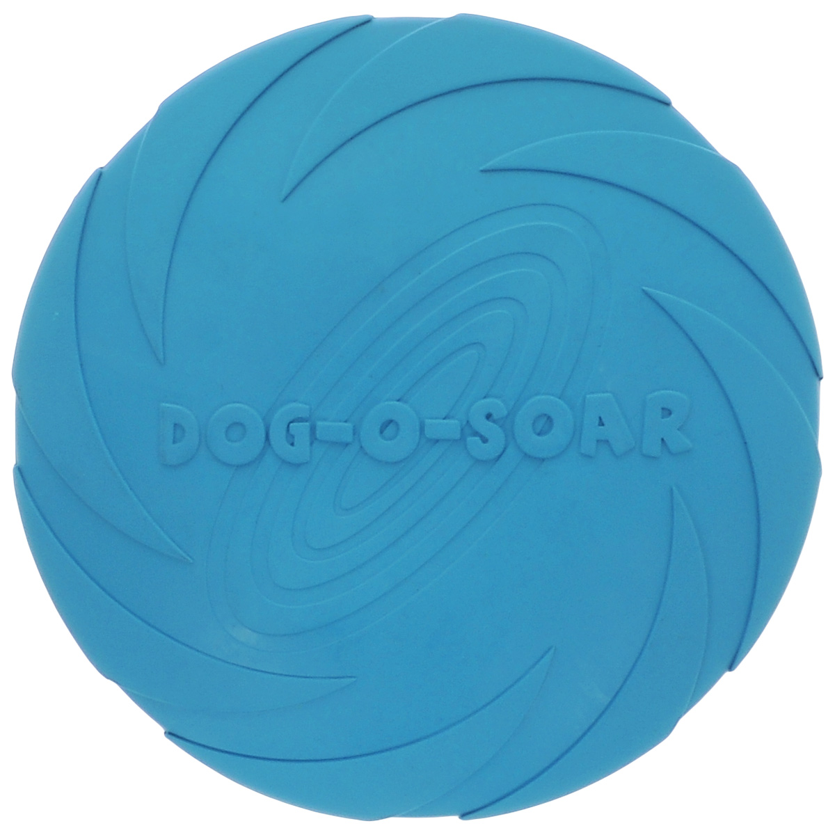 Игрушка для собак I.P.T.S. Фрисби, цвет: бирюзовый, диаметр 22 см игрушка головоломка для собак i p t s fanatic диаметр 22 см