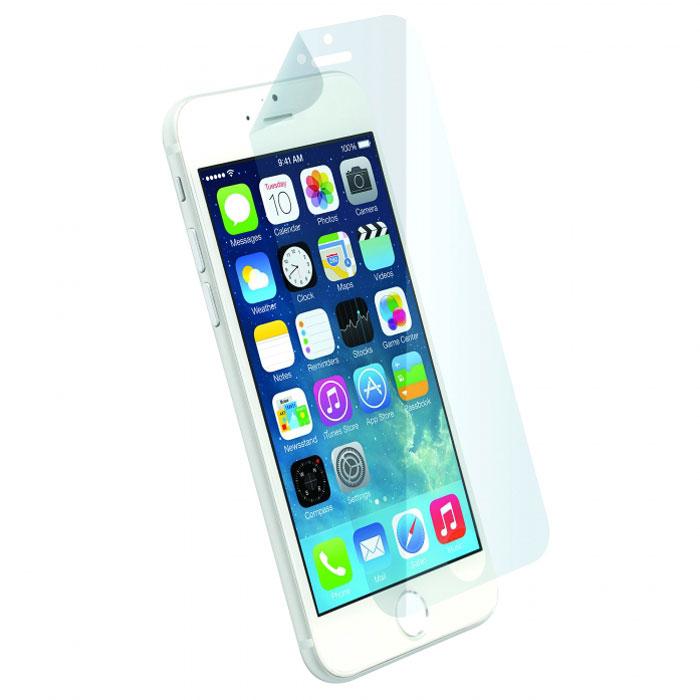 Harper SP-S IPH6 защитная пленка для Apple iPhone 6, глянцеваяSP-S IPH6Глянцевая защитная пленка Harper SP-S IPH6 для Apple iPhone 6. Изготовлена из многослойного материала РЕТ. Защищает экран от царапин и влаги, не деформируется со временем и не искажает изображение.В комплект входит все необходимое для установки пленки.